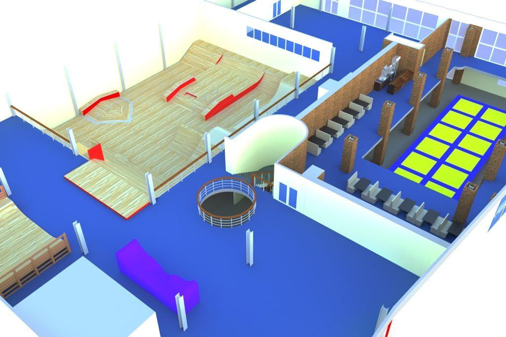 Уникальную площадку для занятий скейтбордингом и роллер-спортом создадут в Ярославле
