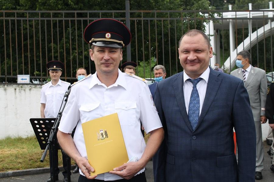 Северное линейное управление МВД России на транспорте отмечает вековой юбилей