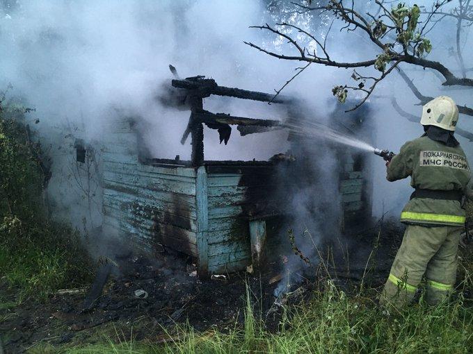 В Ярославской области за три месяца в СНТ произошло 66 пожаров