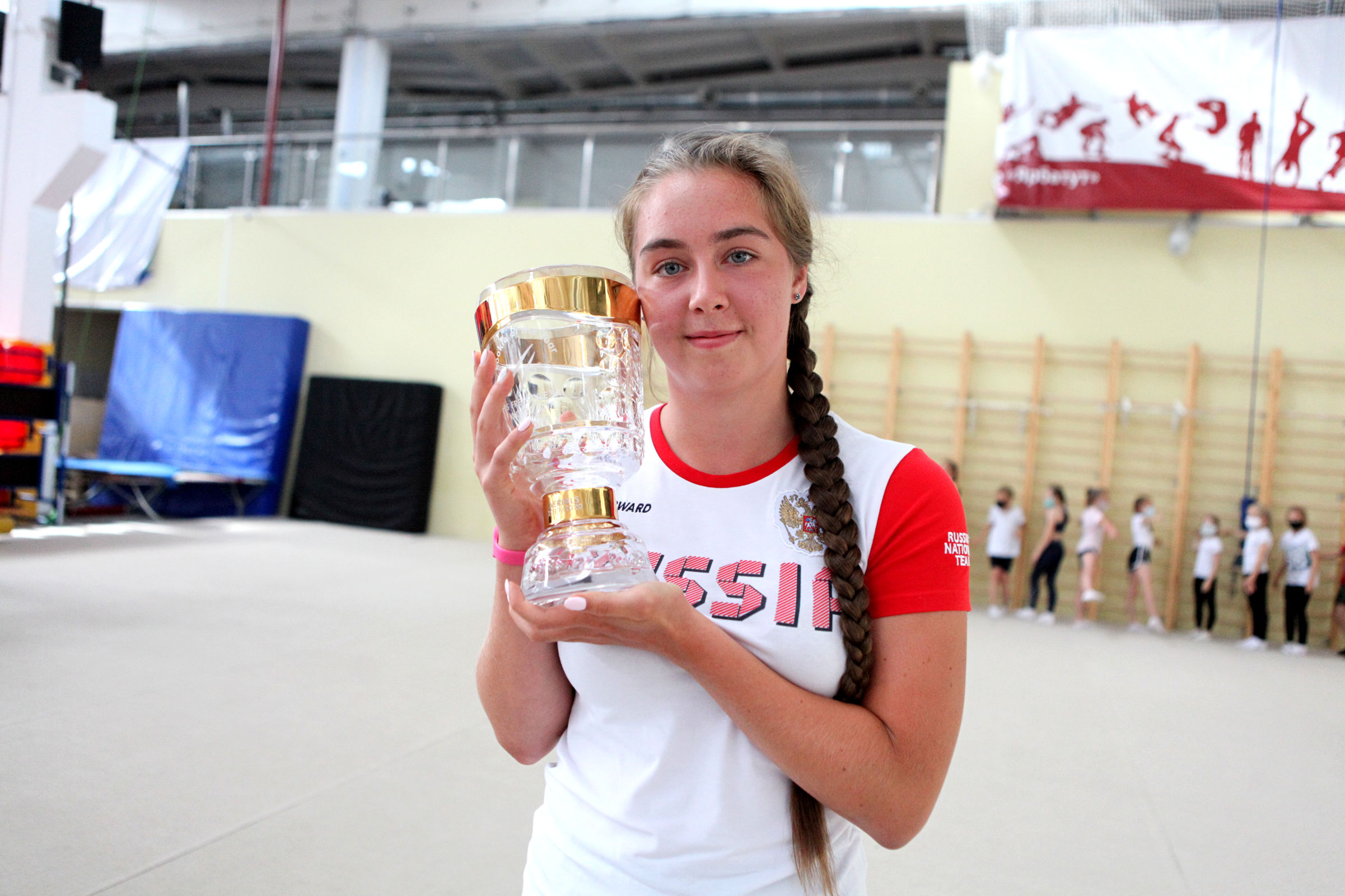 К кубку с трамплина. Ярославская спортсменка стала победительницей в номинации «Прорыв года»