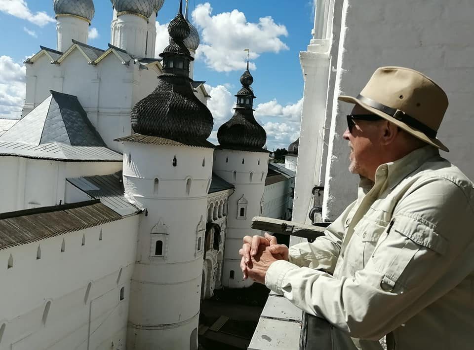 Андрей Макаревич посетил Ярославскую область: что удивило музыканта