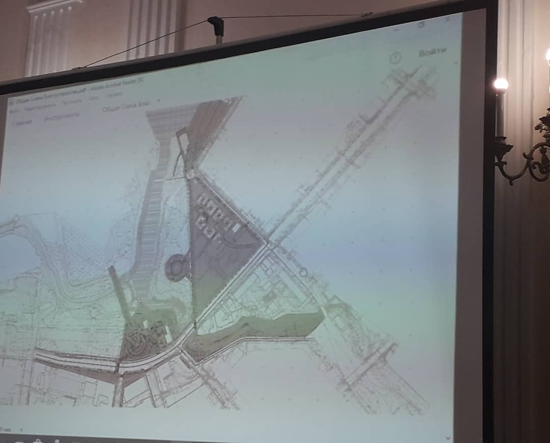 Стало известно, как планируют благоустроить центральную часть Углича на средства гранта