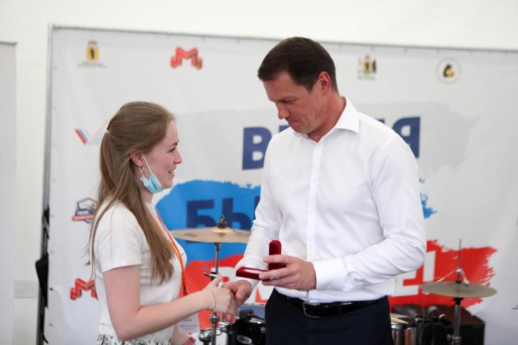 Ярославские волонтеры награждены медалями от Путина за участие в общероссийской акции
