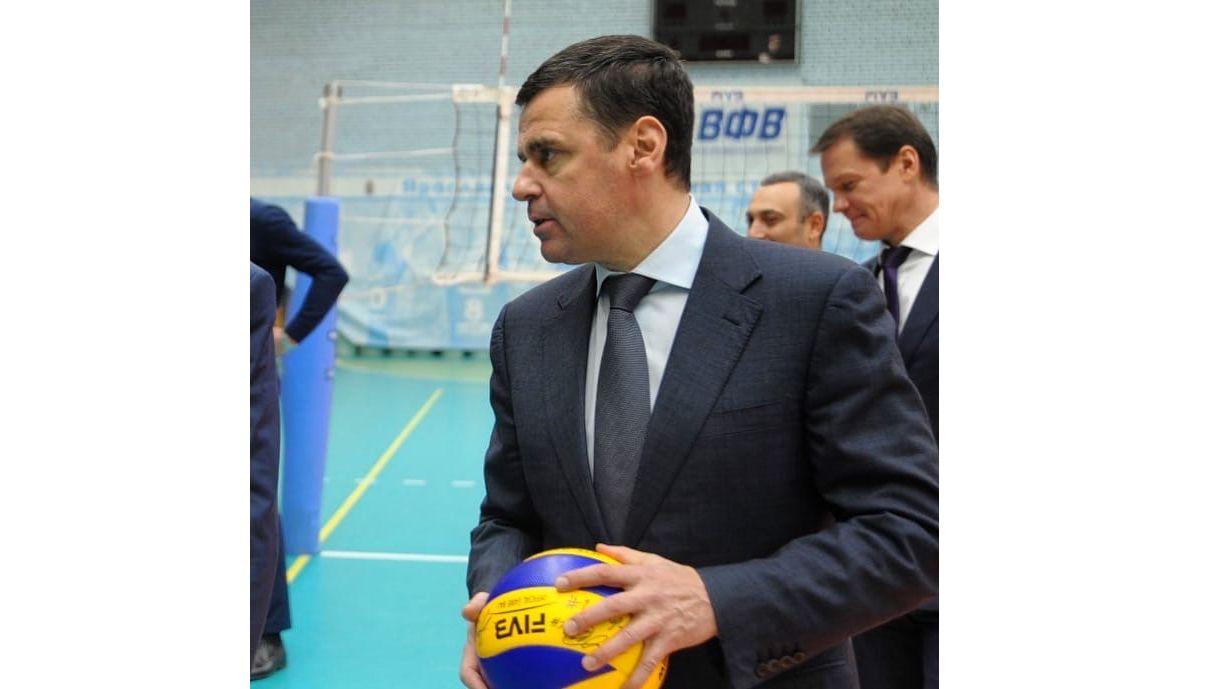 Дмитрий Миронов: волейбольная Лига наций все-таки пройдет в Ярославле в следующем году