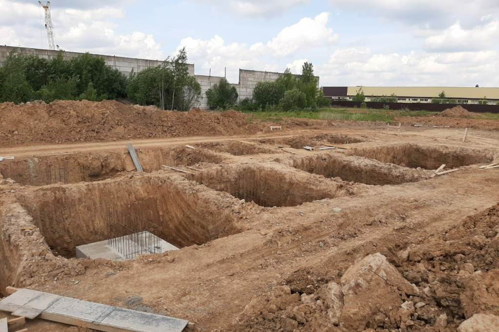 В Ярославской области начали строить новый завод