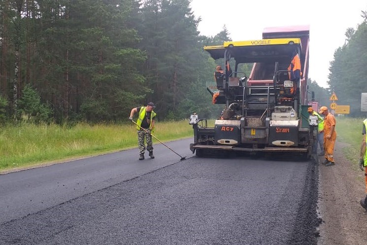 В этом году отремонтируют 21 километр дороги, связывающей Переславль и Владимир