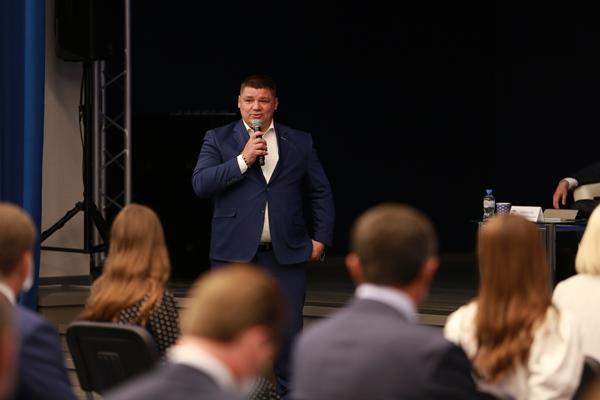 Андрея Коваленко выдвинули кандидатом на довыборы в Государственную Думу