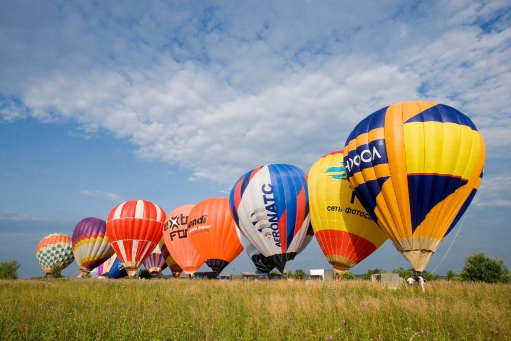 15 воздушных шаров поднимутся над Ярославской областью