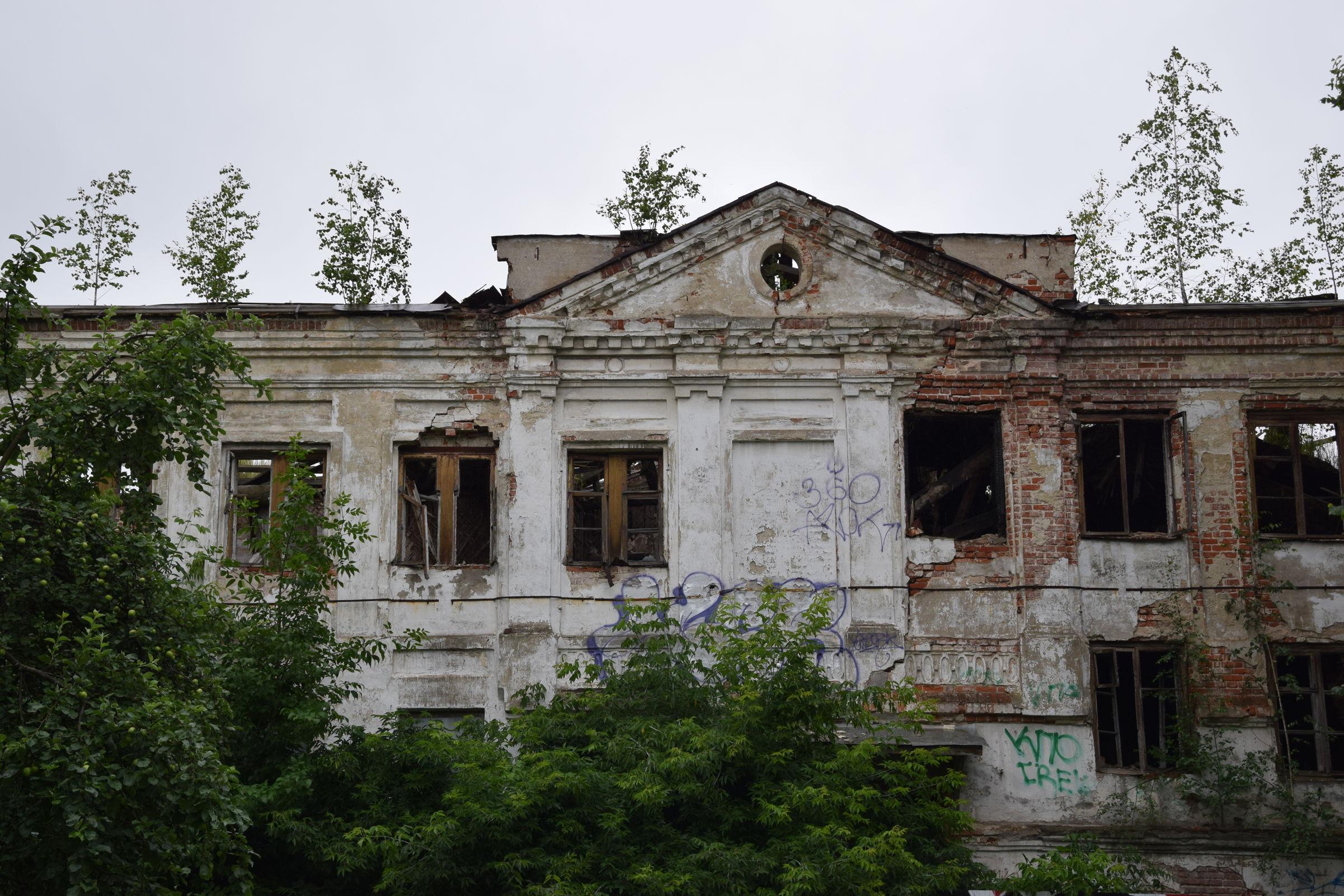 По решению арбитражного суда области Дом Чарышникова в Ярославле изъят у собственника