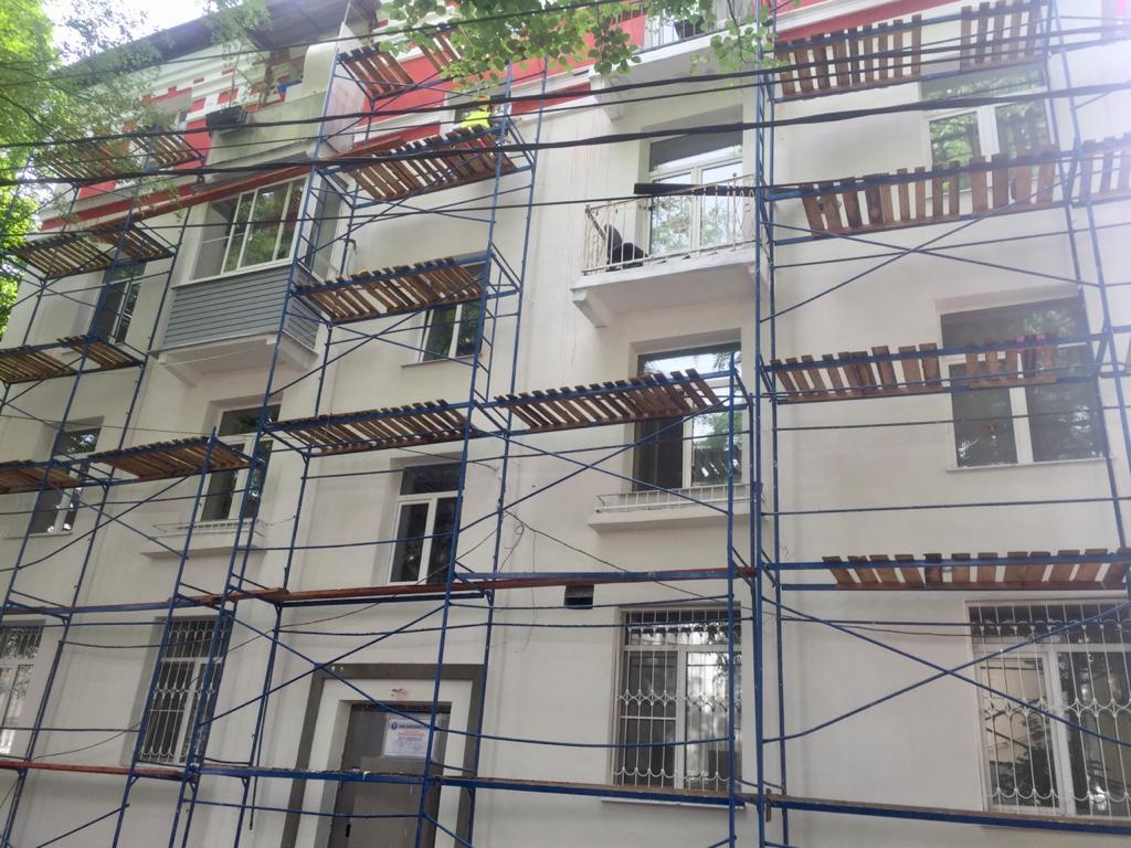 Работы по капремонту в Ярославской области ведутся в 158 многоквартирных домах