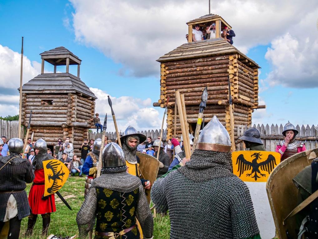 Три ярких туристических события пройдут в Ярославской области в августе