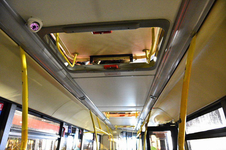 В Ярославле приступили к ремонту автобусов после сообщений в соцсетях о протечках