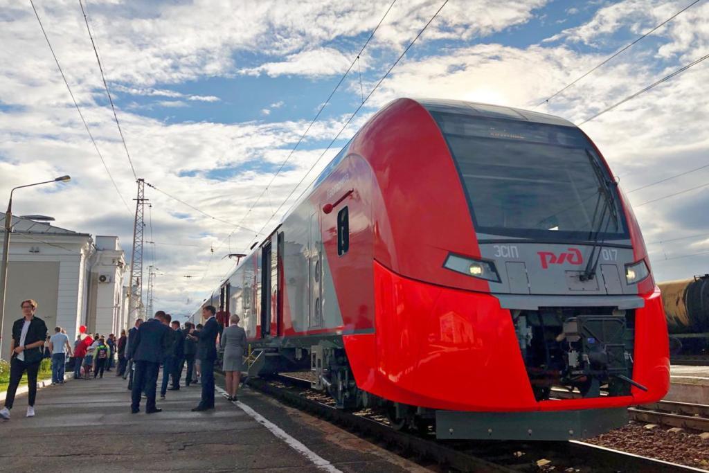 Дмитрий Миронов: с 17 июля до Москвы можно добраться на «Ласточках»