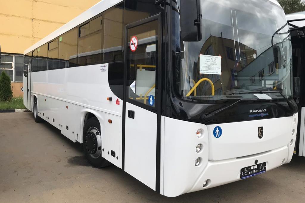 Новые российские автобусы большой вместимости будут перевозить пассажиров в Ярославской области