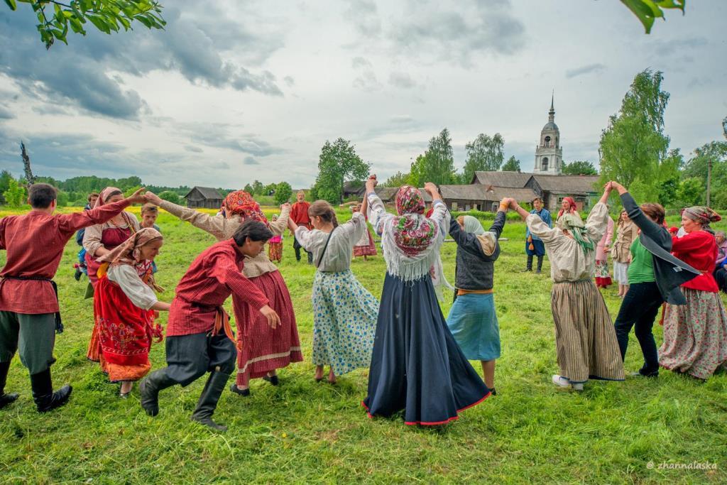 Более тысячи зрителей собрал онлайн областной фольклорный фестиваль «Волжская быль»