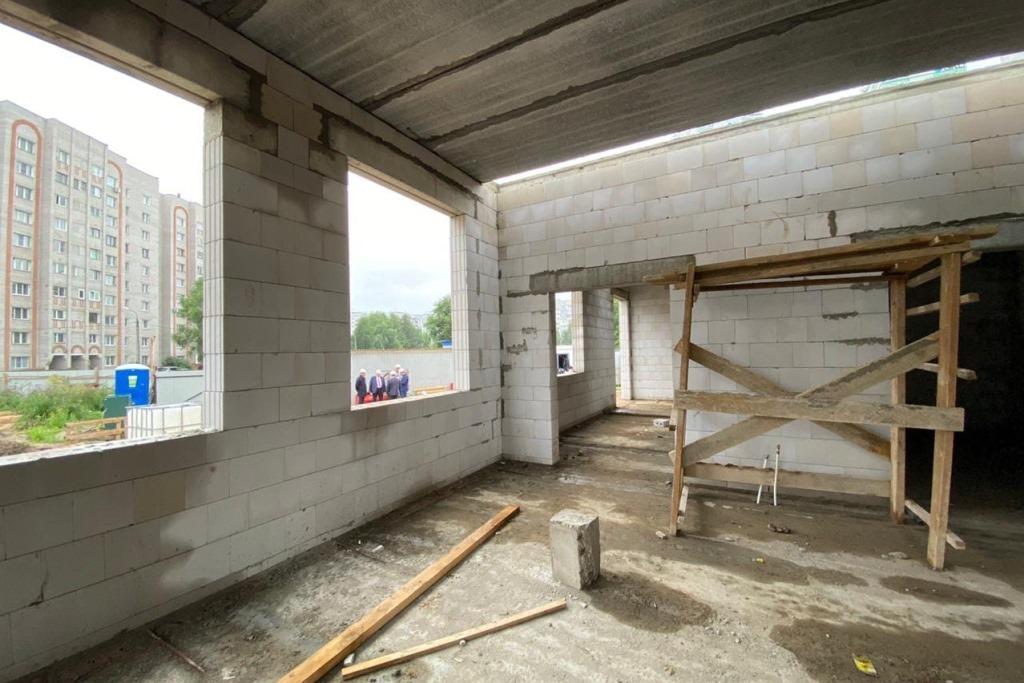Два здания яслей построят в Дзержинском районе Ярославля до конца года