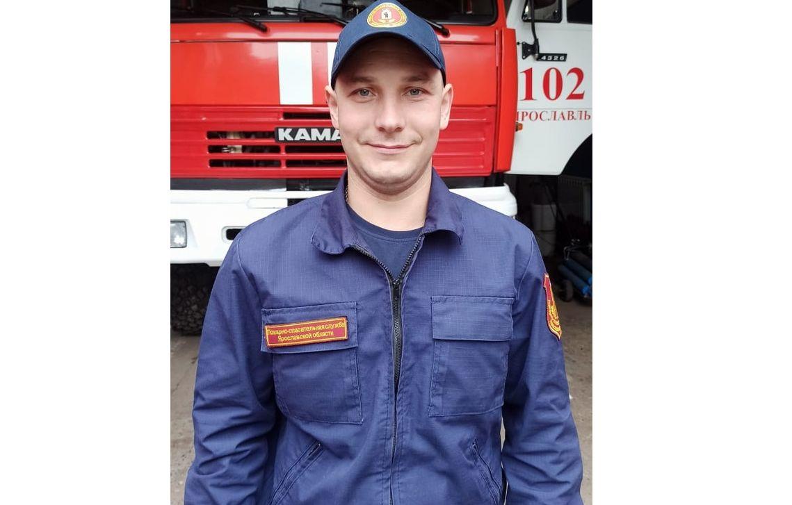 На Прусовских карьерах пожарный спас утопающего