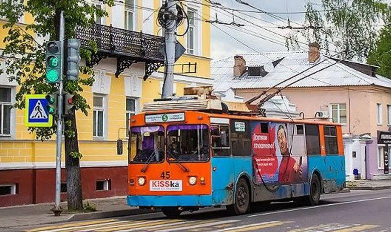 Руководству «Рыбинскэлектротранса» предложены компромиссные решения по сохранению троллейбусного маршрута №5
