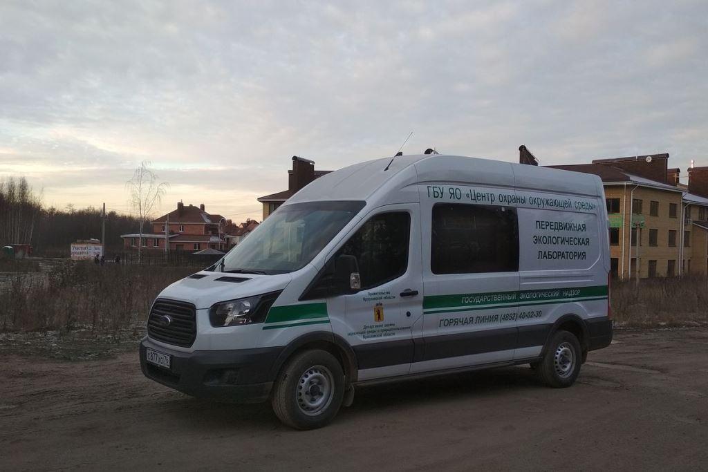 Предприятия Ярославской области оштрафовали за загрязнение воздуха