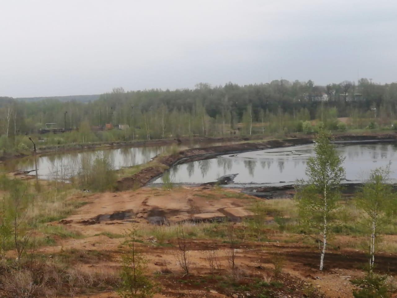 В Ярославской области усилили контроль за уровнем кислогудронных прудов на территории ЯНПЗ