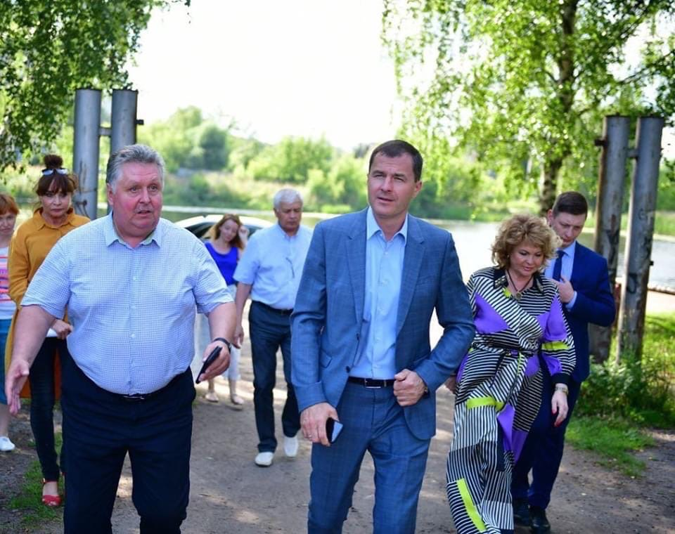 В Ярославле реконструируют стадион Красный Перекоп