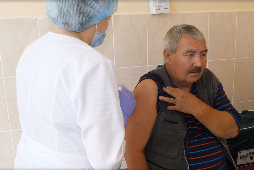 Привить против гриппа в этом году планируют более половины жителей Ярославской области