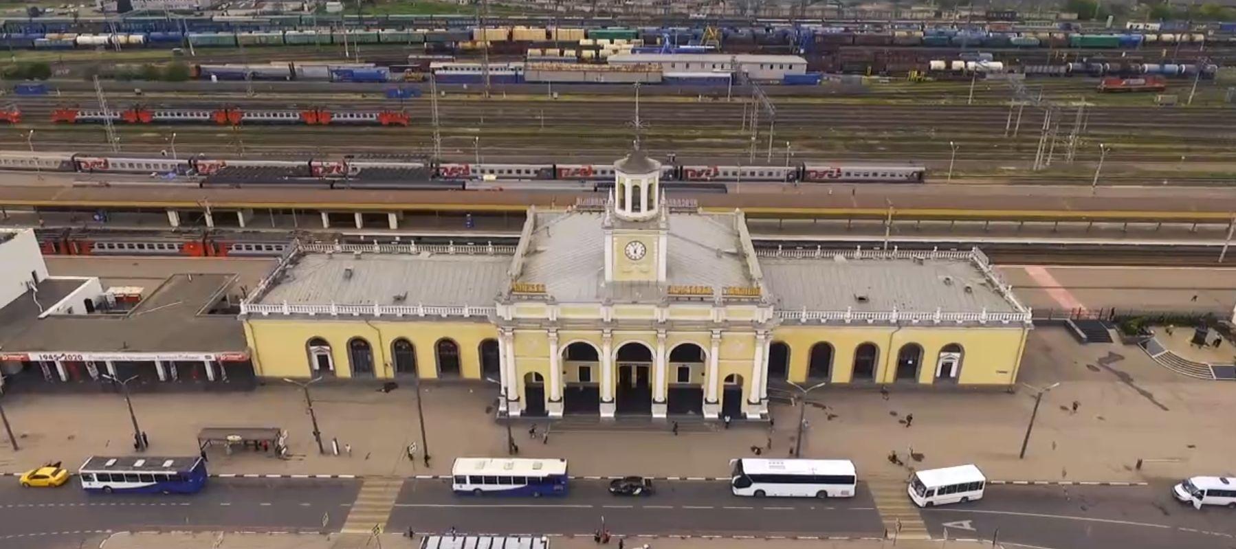В Ярославле железнодорожников поздравили с профессиональным праздником