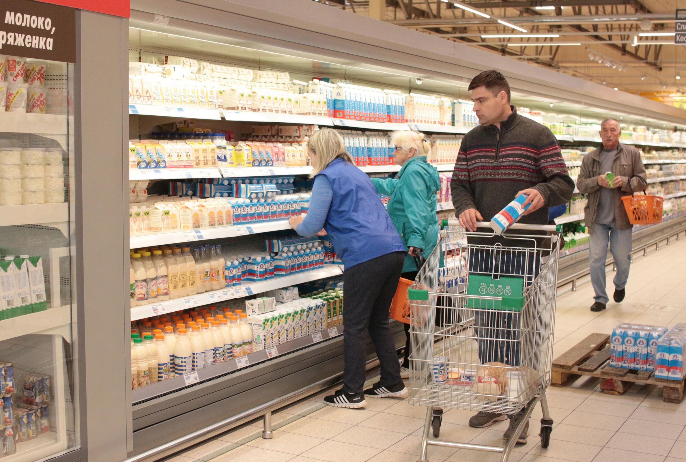 Ярославская область - в лидерах по количеству торговых площадей