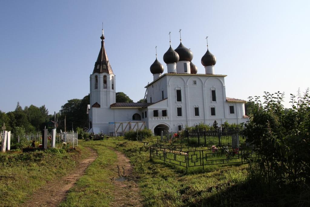 В Ярославской области прошли торжества, посвященные 275-летию со дня рождения Федора Ушакова
