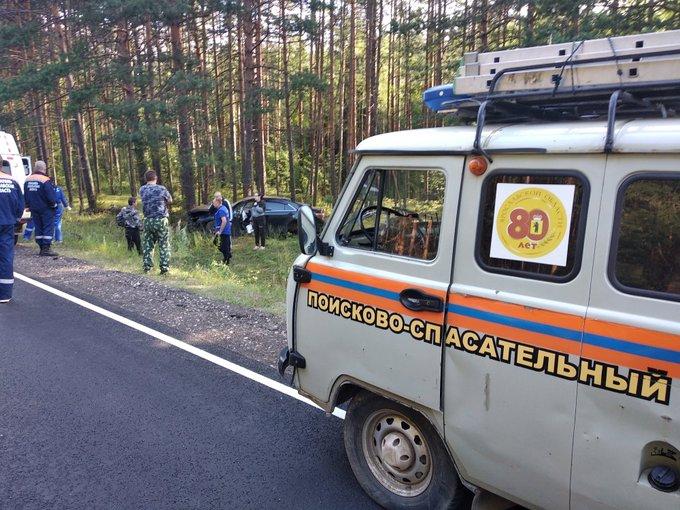 В крупном ДТП в Ярославской области погибли три человека