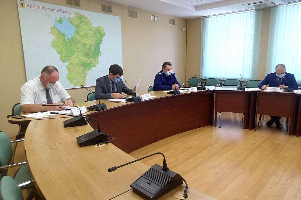 Около 200 контейнерных площадок отремонтировано и создано в Ярославской области с начала года