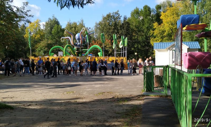В Ярославле сняли ограничения на работу парков