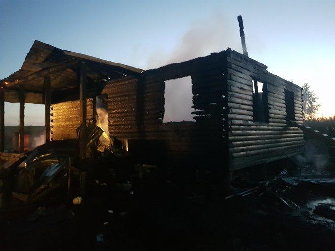 Дмитрий Миронов о пожаре с погибшим ребенком: мы сделаем все, чтобы помочь семье