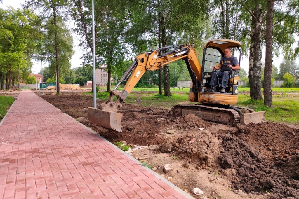 Треть проектов по благоустройству в рамках нацпроекта «Жилье и городская среда» уже реализована