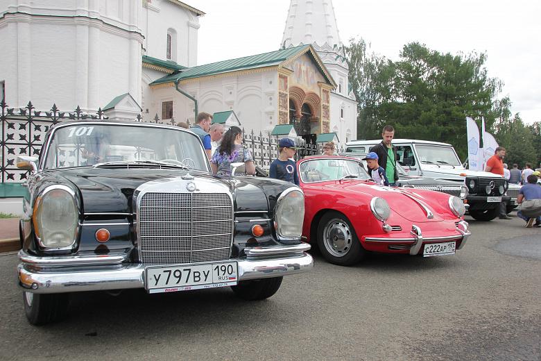 В Ярославле состоится ралли классических автомобилей: вход свободный