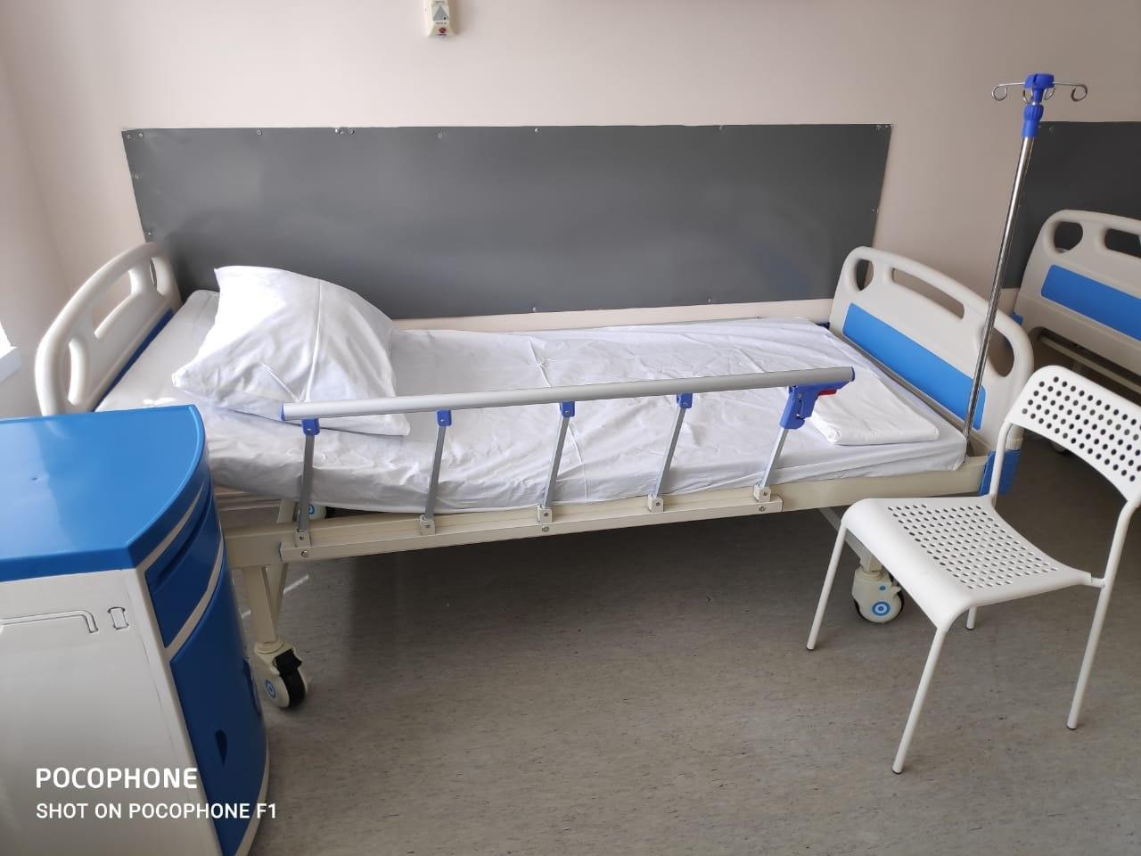 В Ярославскую область поступили первая мебель и оборудование для больниц из столицы