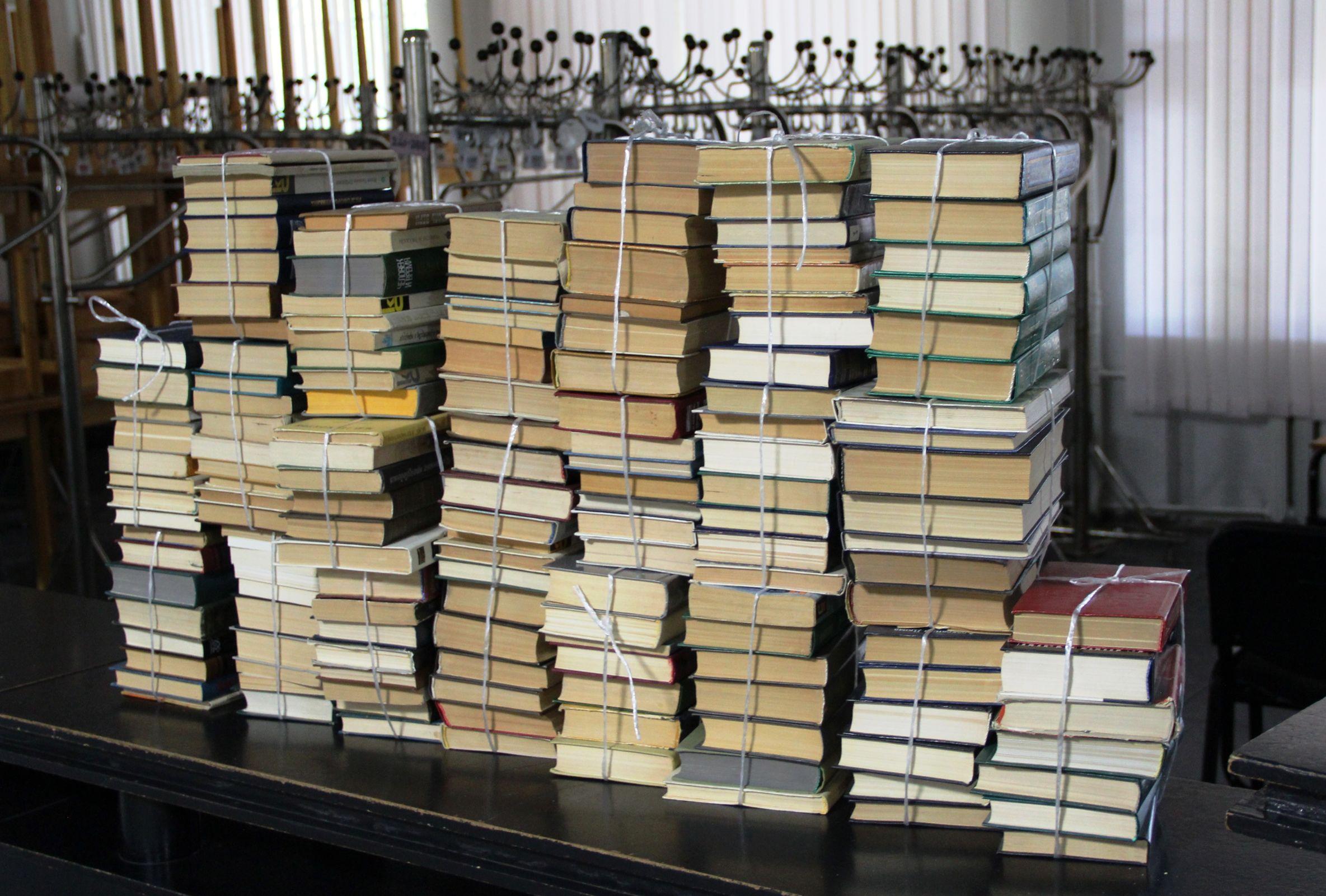 Некрасовская областная библиотека направила в исправительные учреждения региона 800 экземпляров книг и журналов