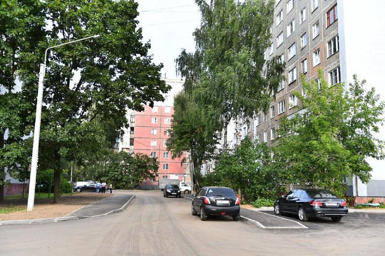 В Ярославле назвали дворы, которые отремонтируют в следующем году