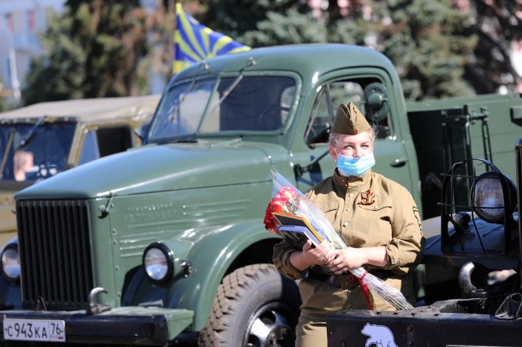 Ралли «Медведь» в этом году посвящено 75-летию Великой Победы