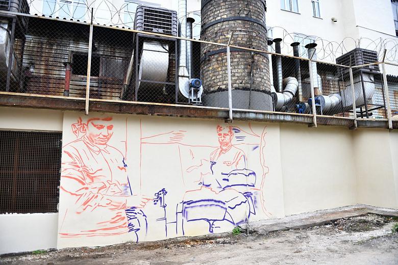 В Ярославле на здании Хлебозавода №1 появится панно о трудовом подвиге местных жителей