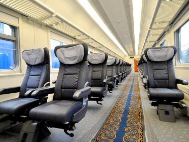 Поезда с кулерами и зарядками для гаджетов будут возить ярославцев на пригородных направлениях