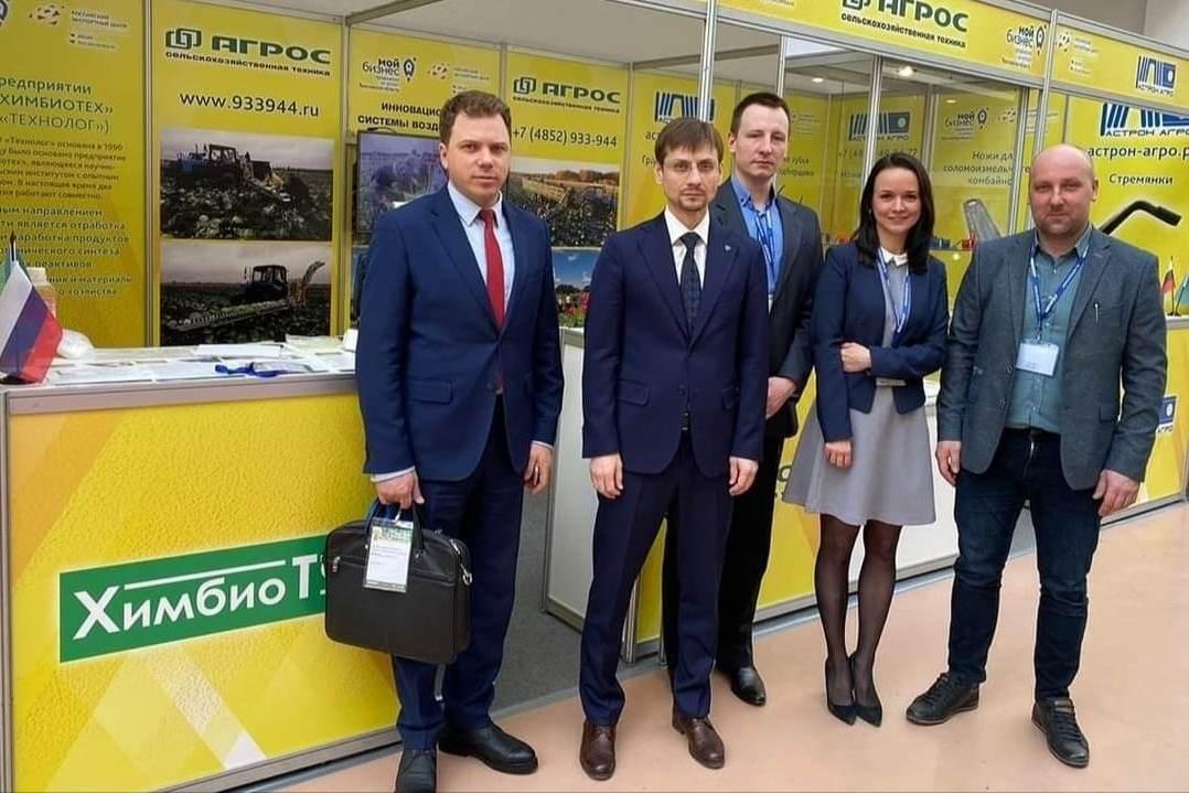 61 контракт заключен предприятиями области при помощи регионального Центра экспорта