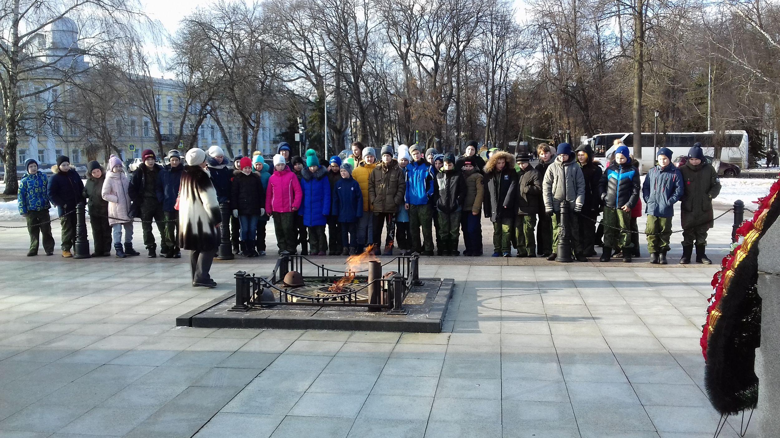 В Ярославле разработали новый проект «Наша память»