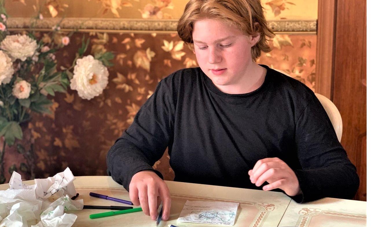 Талантливый ярославец одержал победу во всероссийском конкурсе