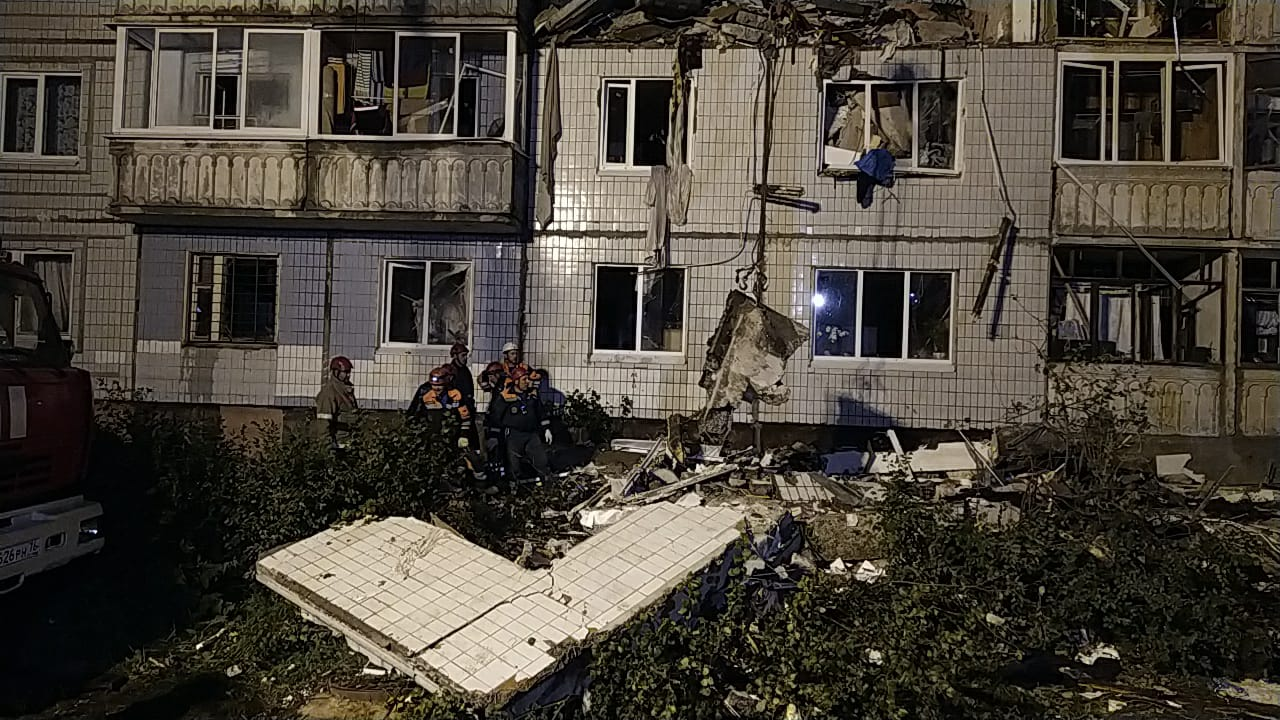 12 квартир дома, где произошел взрыв газа в Ярославле, признали не подлежащими восстановлению