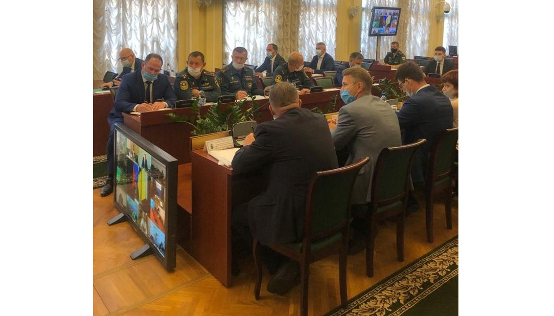 Роман Колесов: Ярославская область – в числе лидеров ЦФО по противодействию лесным пожарам