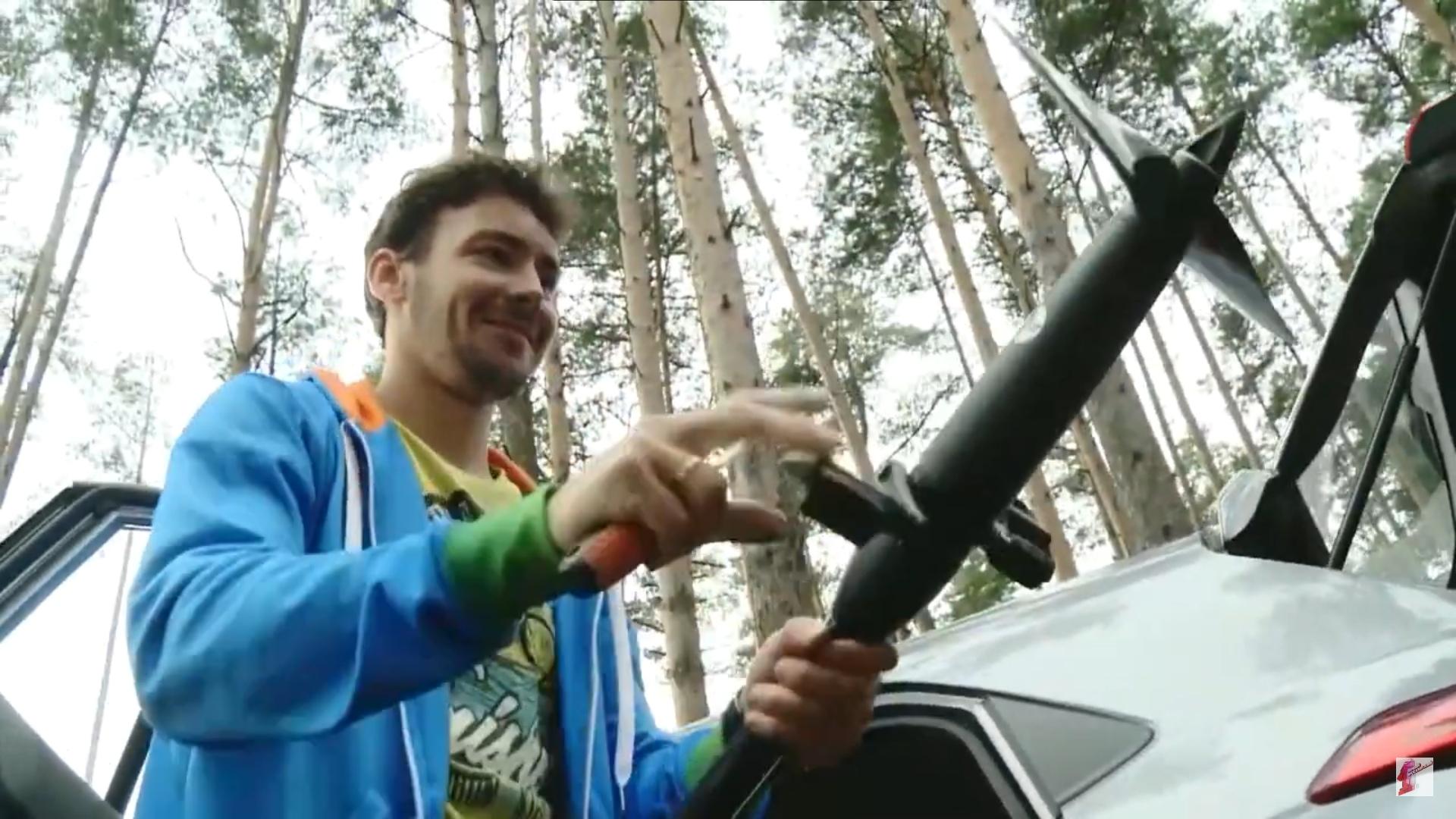 Ярославцы готовятся на водном велосипеде пересечь Ла-Манш