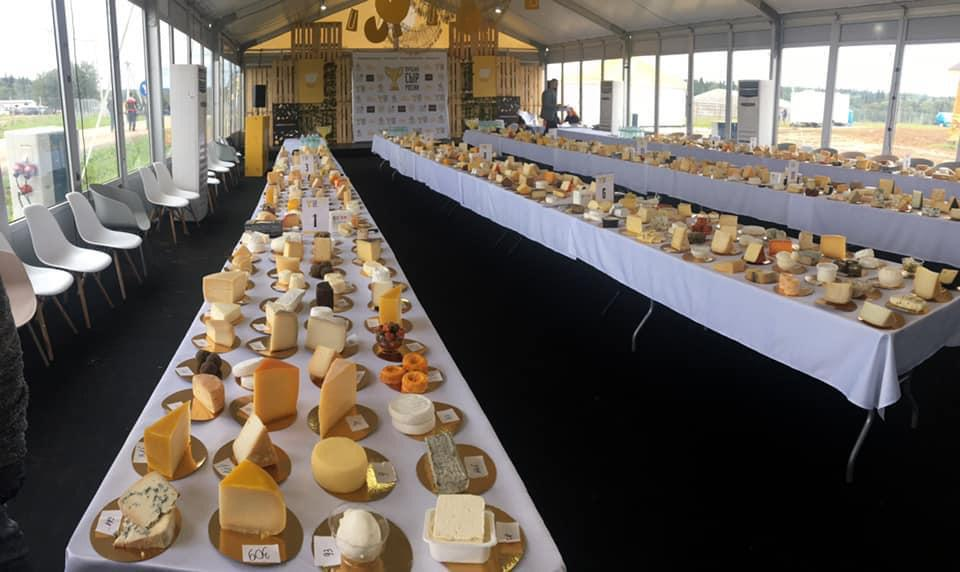 Ярославская фета удостоена золота на конкурсе «Лучший сыр России»