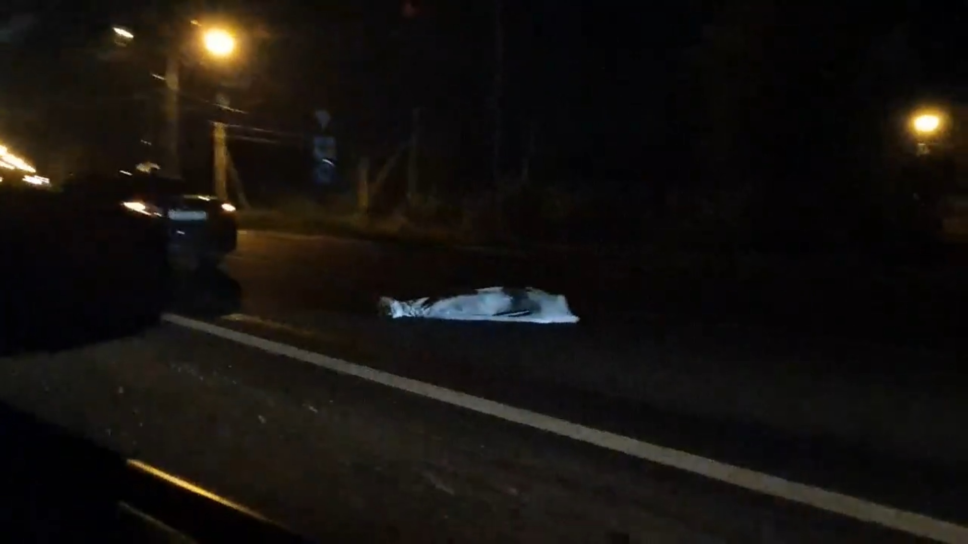 В Ярославле водитель «Тойоты Камри» насмерть сбил пешехода