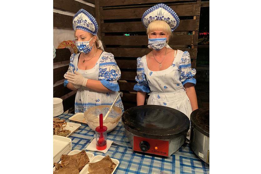 Ярославские блины признали «Лучшим уличным десертом» на всероссийском кулинарном фестивале
